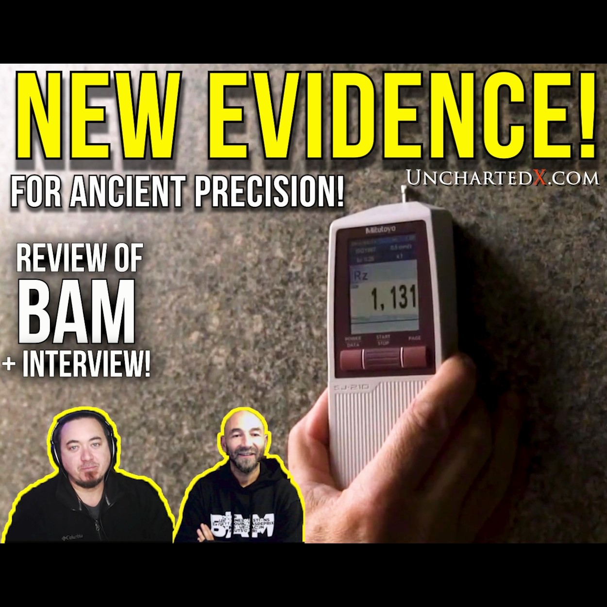 009:Review of doocumentary BAM, and interview with Director Patrice Pouillard!