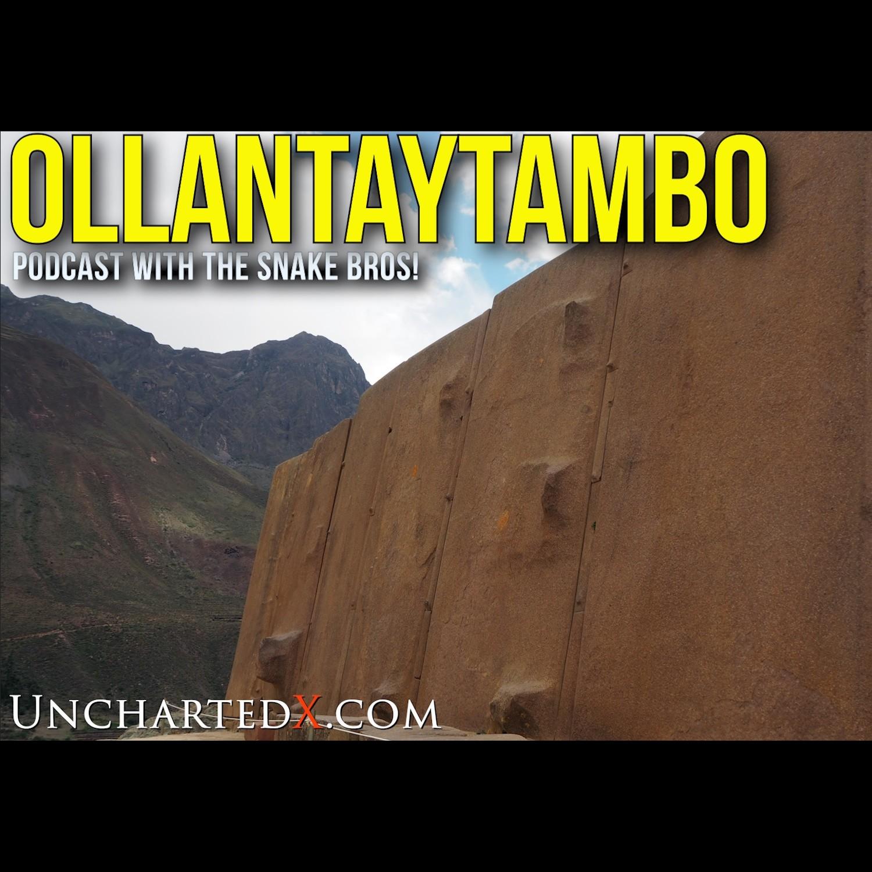 013:Ollantaytambo, Coricancha and the Temple of the Moon